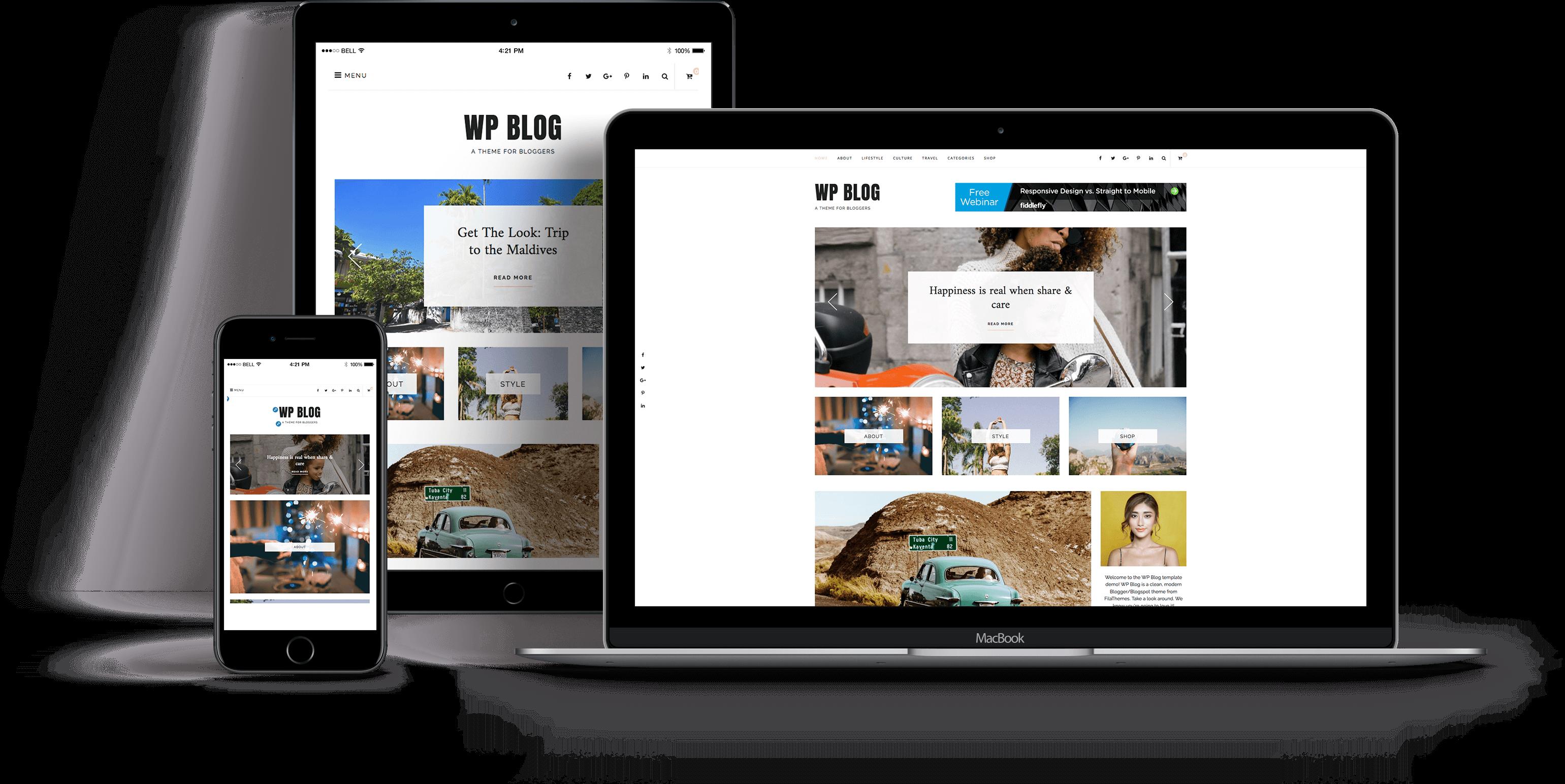 WP Blog Pro
